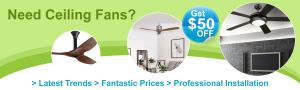 Ceiling Fans in Brisbane Installation and supply