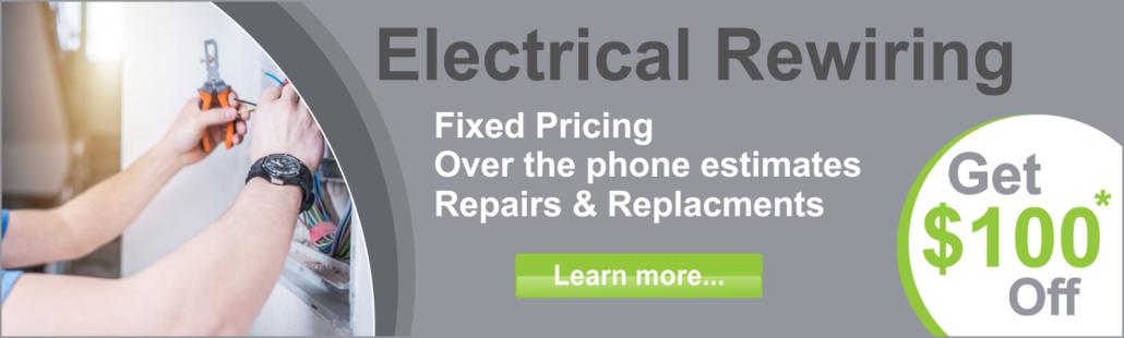 Electrical Rewiring Brisbane