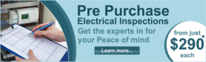 Pre Purchase Electrical Inspections